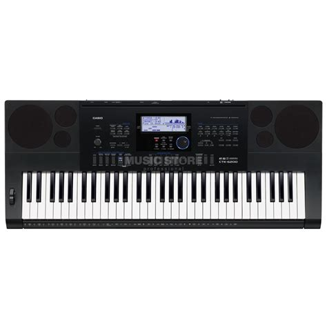 Keyboard Casio 1 Juta Casio Ctk 6200 Clavier Portable
