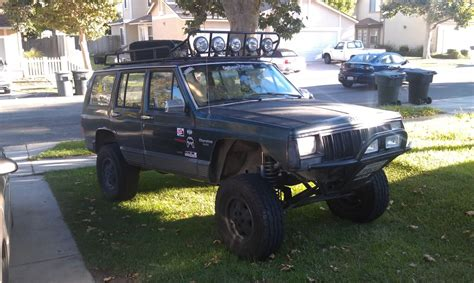 prerunner jeep prerunner xj build jeep cherokee forum