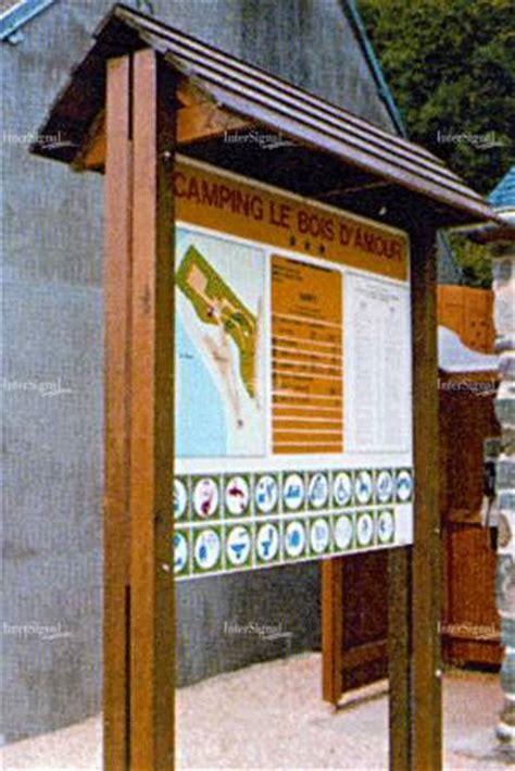 mat駻iel du bureau intersignal signal 233 tique accueil touristique
