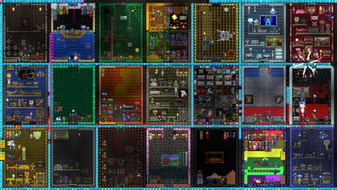 terraria npc house terraria themed house for each npc by motiejusl on deviantart
