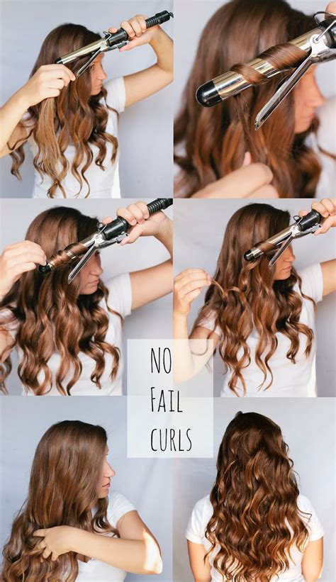 how to use a curling iron to curl your hair youtube how curl hair with curling iron
