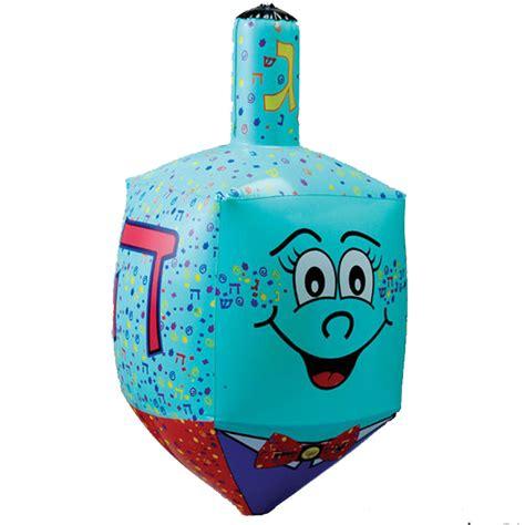 inflatable hanukkah decorations hanukkah draydel