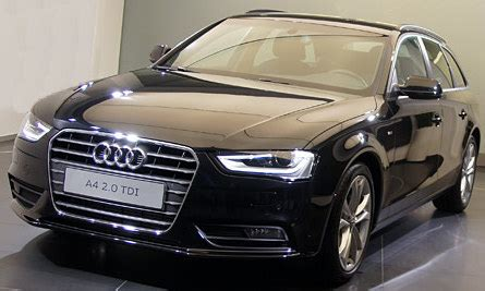 Audi A4 Neues Modell 2015 by Audi A4 Avant S Line Neues Modell Modelljahr 2015 2014 2 0