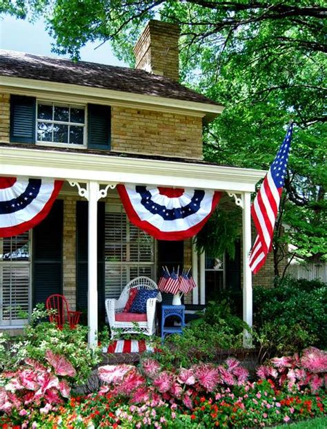 Patriotic Decorations For Home 59 Ideal Patriotic Craft Home Decor Idea To Celebrate 4th July