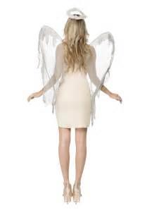 Womens fallen angel costume