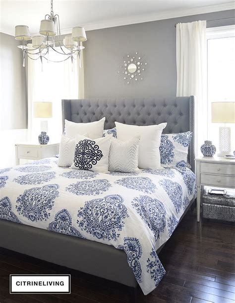 blue gray bedroom pin by architecture design magz on bedroom design ideas