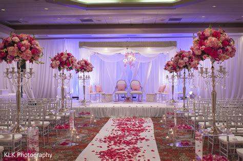 Tulsa Ok Indian Wedding By Klk Photography Maharani Princess Wedding Centerpieces