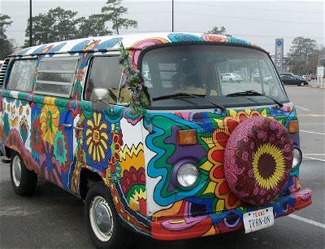 volkswagen hippie van front susan s colorful life strange things in my neighborhood