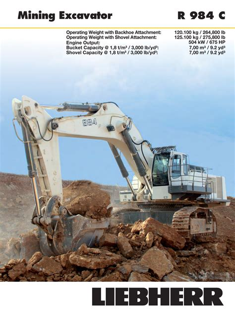 liebherr    user manual  pages
