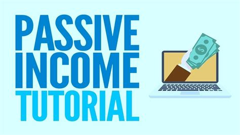 how to make money online 4 methods to earn passive income and get paid from home - How To Make Money Online Passively