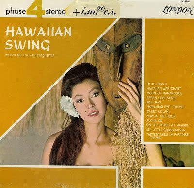 hawaiian swing band the living cocktail card februar 2011