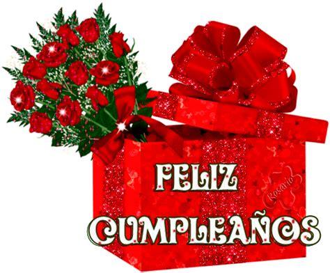 imagenes happy birthday animadas para facebook imagenes gif animadas con movimiento de cumplea 241 os