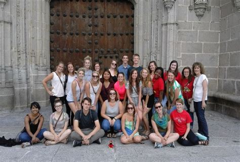 Mba Faculty Abroad 2015 by Summer 2016 Faculty Led Study Abroad Programs Announced