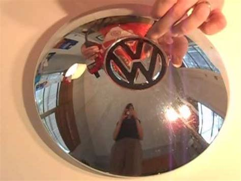 Vw Hubcap Sticker by Volkswagen Hubcap Decals Youtube