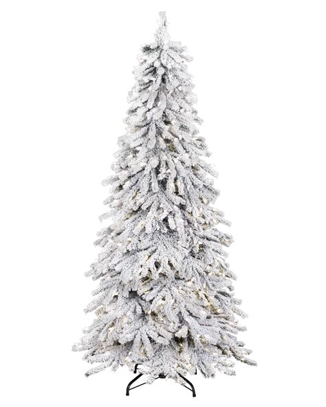 photos of atrificial christmas tress with snow snowy spruce flocked artificial tree treetopia