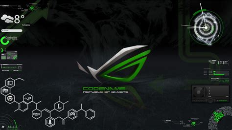 gamers logo wallpaper asus republic of gamers wallpapers wallpaper cave