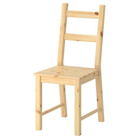 ivar chair pine ikea