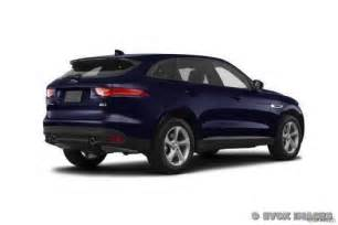 Jaguar Suv 2017 Jaguar F Pace Suv Pricing For Sale Edmunds