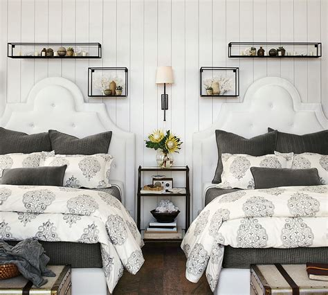 Giveaway Win One Of Pottery Barn S New Duvets Pb Bedding