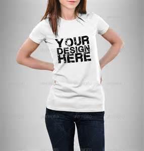 man woman t shirt mock up bundle by eugene design