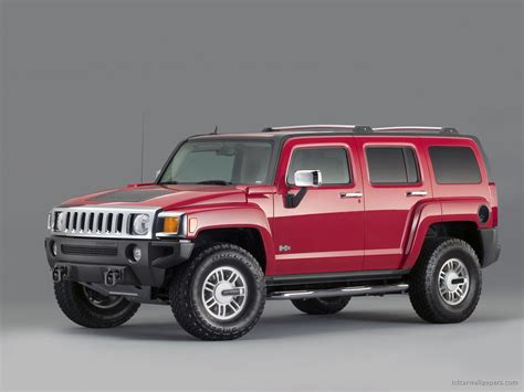 hummer sedan hummer h3 wallpaper hd car wallpapers id 601