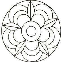 mandalas faciles (pour enfants) 100% mandalas zen & anti