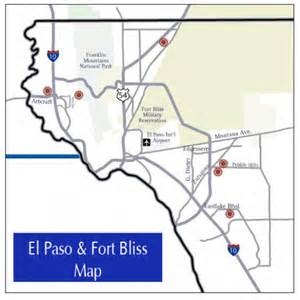 fort bliss map image search results