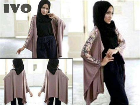 Baju Jumbo Blouse Bigsize Megi Baju Import Grosir Murah Fashion Atasan jual cardigan sweater jacket