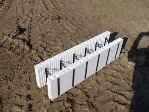 styrofoam blocks for building homes