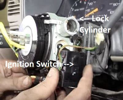solution   chevrolet truck ignition switch problem