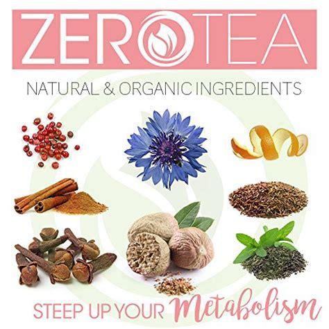 Zero Tea Detox by Zero Tea 14 Day Detox Tea Weight Loss Tea Teatox Herbal