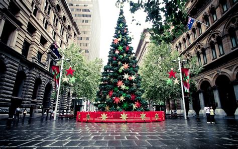christmas in martin place percy marks