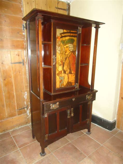 Cabinet Dealers by Shapland Petter Arts Crafts Smokers Cabinet Antiques