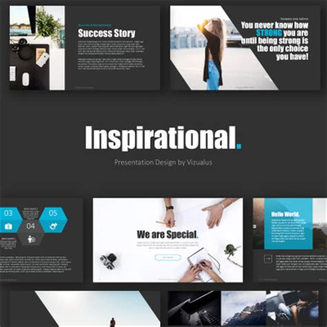 inspirational powerpoint templates design photography templates templatemonster
