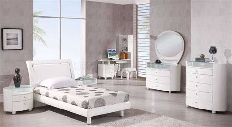 white bedroom furniture high gloss home attractive