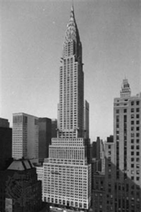 william alen chrysler building chrysler building building new york city new york