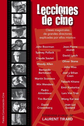 lecciones de cine 8449324297 lecciones de cine clases magistrales de grandes directores comunicaci 243 n pdf libroespanawiki