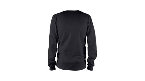 black sleeve shirt template free mockup templatesmockup everything
