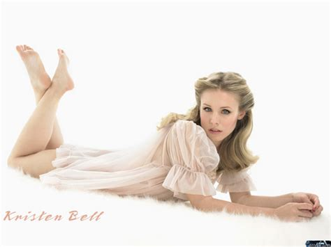 kristen bell images kristen bell hd wallpaper and