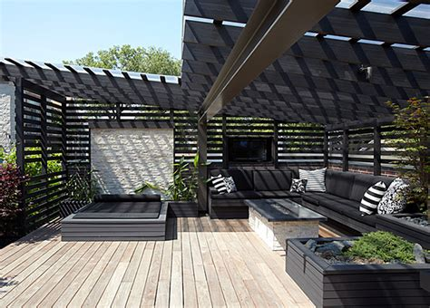 rooftop patio ideas modern concrete patio home design roosa