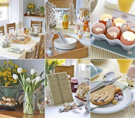 Easter Decorations For Home Decor Easter Home Decoration Interiorholic