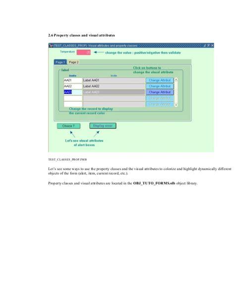 tutorial oracle forms 10g 235689260 oracle forms 10g tutorial