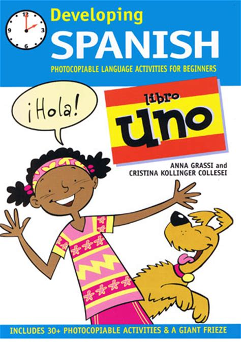 libro un tipo encantador spanish developing spanish libro un little linguist
