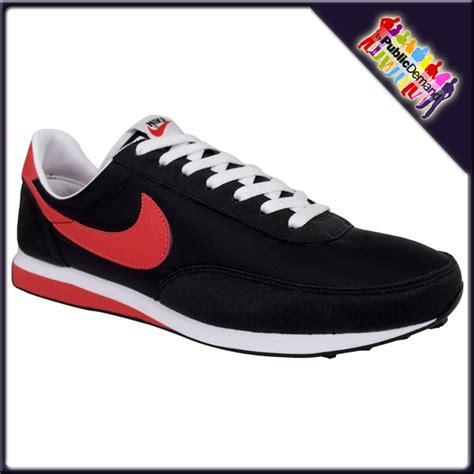 Nike Waffle Elite new mens nike elite black waffle trainers all sizes ebay