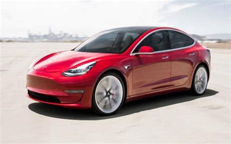 Prix Tesla Model 3