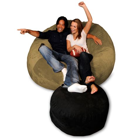 6ft bean bag chair covers 6 foot theater sack cover
