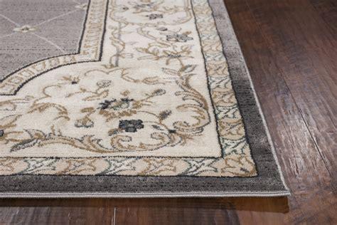 avalon area rugs kas avalon 5615 grey ivory courtyard area rug