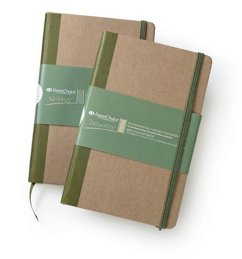 Small Note Book forestchoice small hardbound notebook