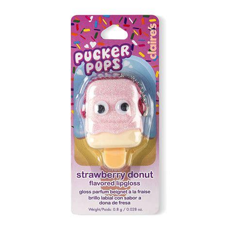 Trolls Pucker Pops Lip Gloss troll pucker pops flavoured lipgloss octer 163 3 50