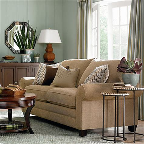 bassett alex sectional bassett 3989 62 alex sofa discount furniture at hickory